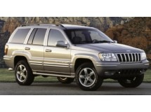JEEP GRAND CHEROKEE 3.1 WJ  ANO 2001